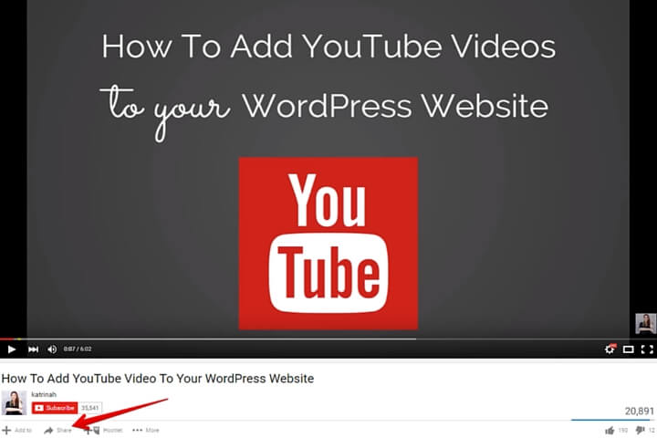How To Add Video To A Website