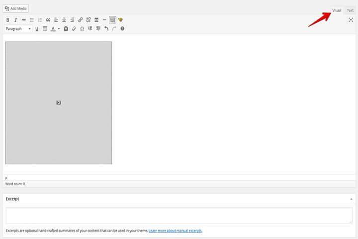 embedding youtube videos into wordpress