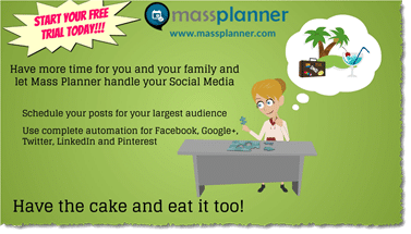 Mass Planner 2 Automated Social Media Marketing Tool
