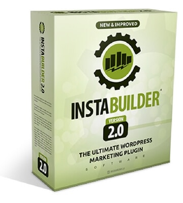 Instabuilder 2 is the Ultimate WordPress Marketing Plugin