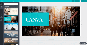 Canva Online Image Editor