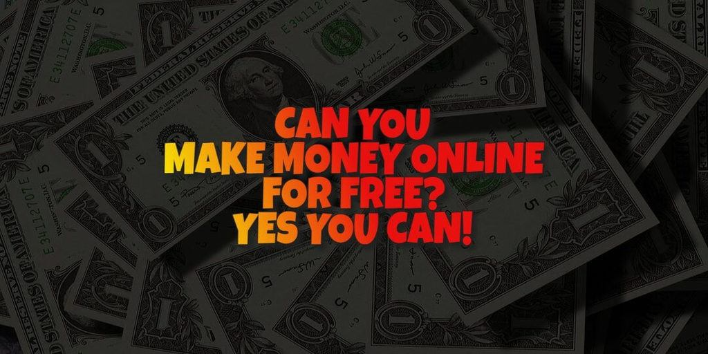 How to Earn Money Online Without an Investment