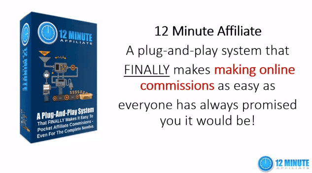 What is 12 Minute Affiliate?