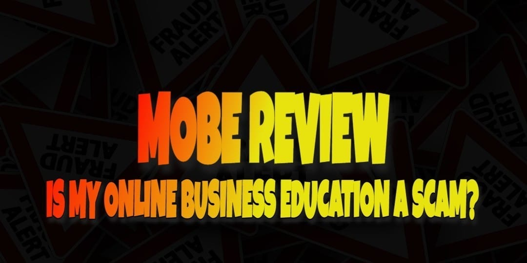 MOBE Review My Online Business Empire Review