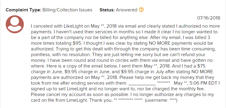 LimeLife MLM Review - LimeLife MLM Complaints 3