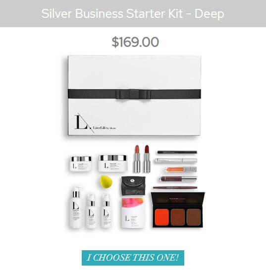LimeLife MLM Review - Silver Business Starter Kit Deep