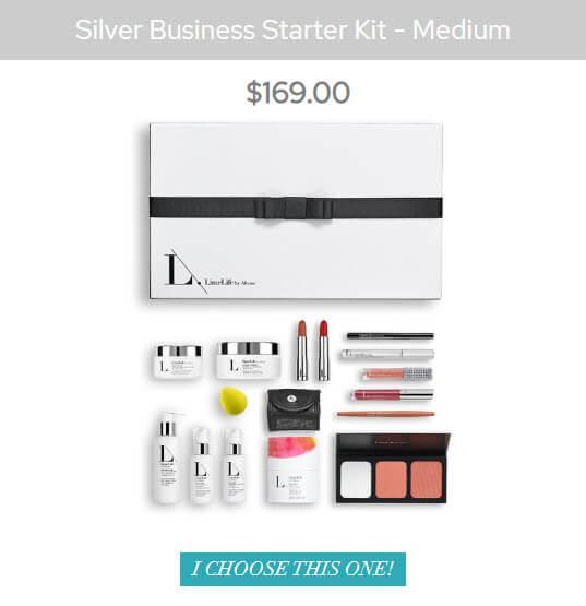 LimeLife MLM Review - Silver Business Starter Kit Medium