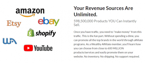 Your Revenue Sources are Unlimited with Affiliate Marketing